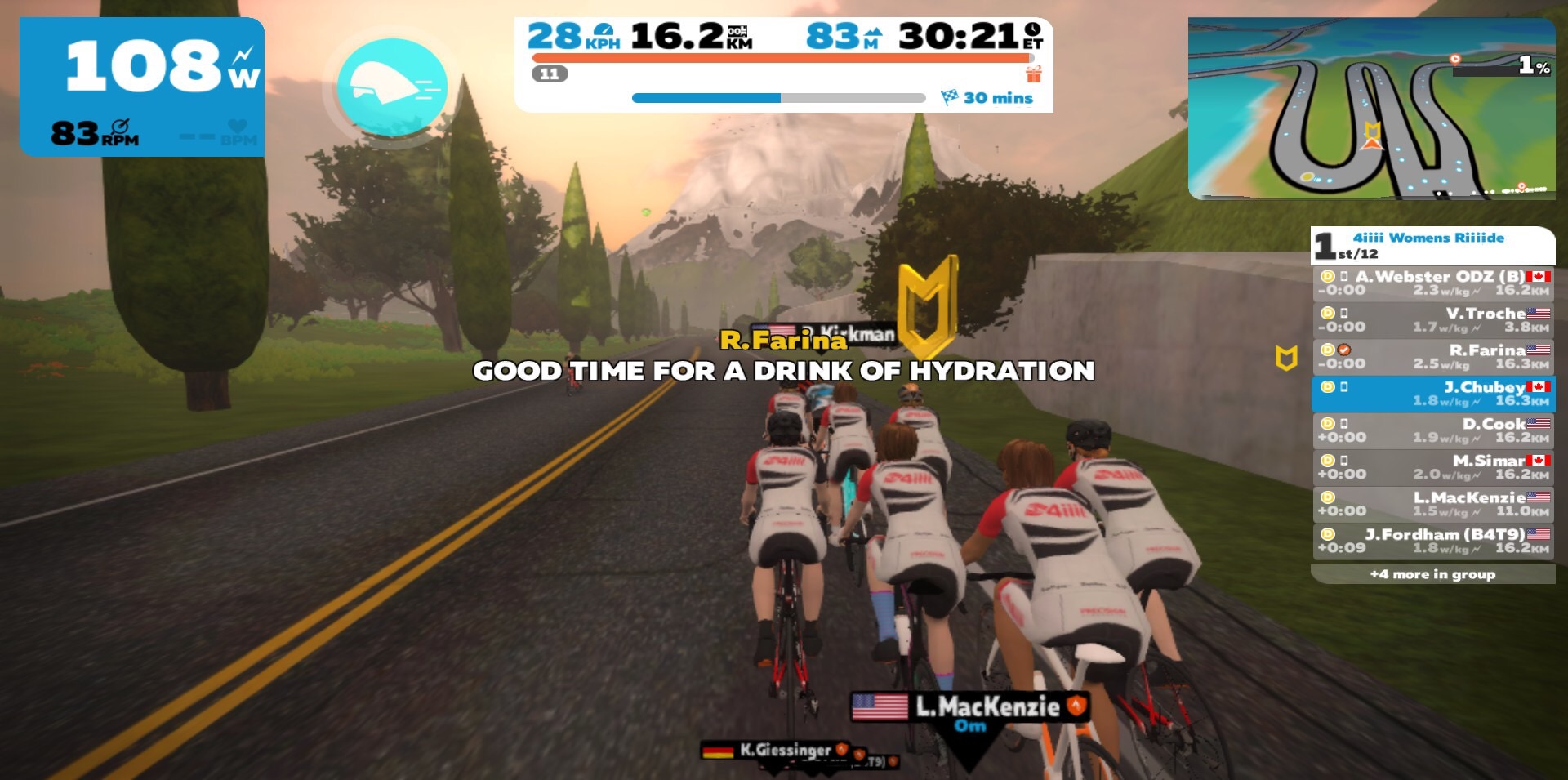 A Beginner's Guide to Zwift - 4iiii • Powermeters + heart rate